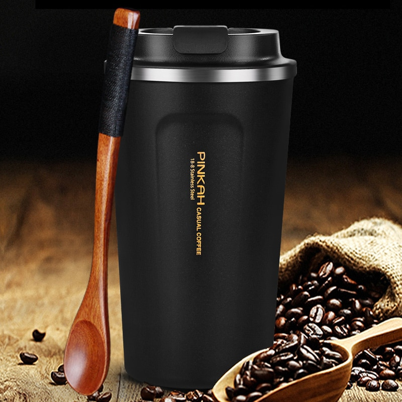 The Stainless Steel Vacuum Thermo Cup